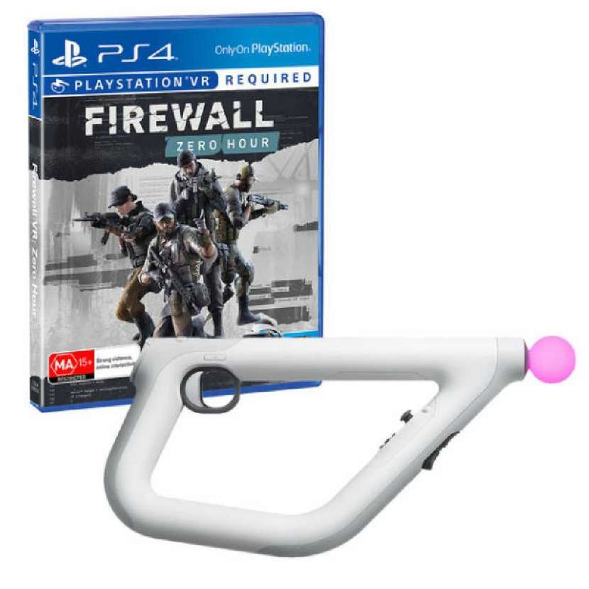 Control aim vr bundle + juego firewall zero hour - 0