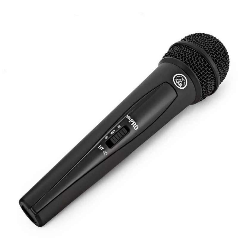 Microfono wms40 mini vocal set us25 akg 4014 - 0