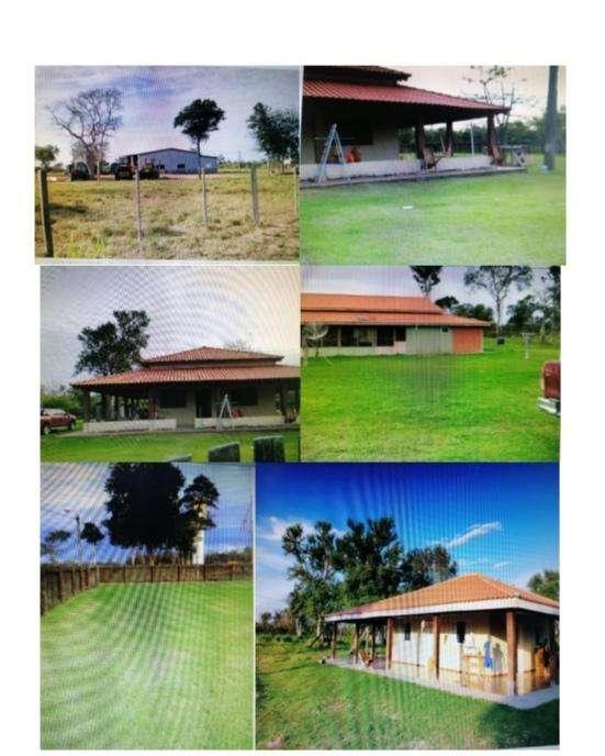 Establecimiento en Agua Dulce departamento de Alto Paraguay - 0