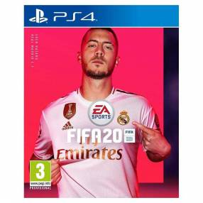 Juego ps4 fifa 2020 español/inglés