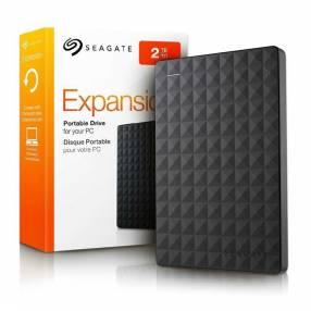 Disco duro externo 2 TB SEAGATE PORTABLE