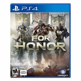 Juego ps4 for honor limited