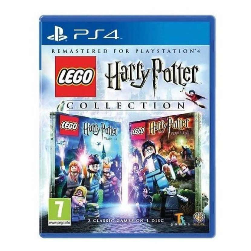Juego ps4 lego harry potter collection - 0