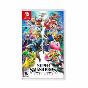Juego nintendo switch super smash bros ultimate