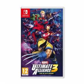 Juego nintendo switch marvel ultimate 3
