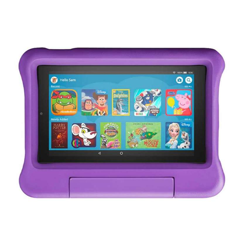 Tablet amazon fire 7 16gb kids - 2