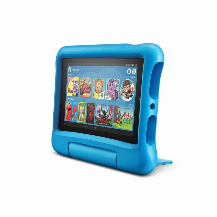 Tablet amazon fire 7 16gb kids - 0