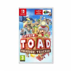 Juego nintendo switch captain toad treasure tracker