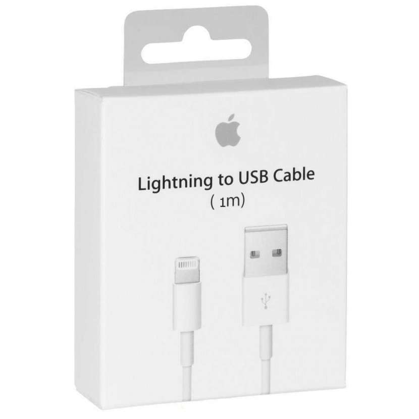 Cable apple lightning (1m) - 0