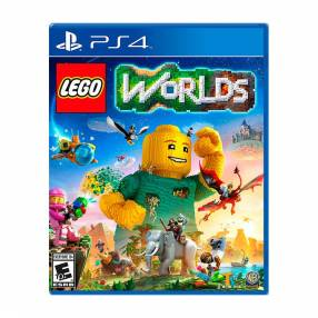 Juego ps4 lego worlds