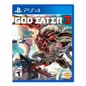 Juego ps4 god eater 3