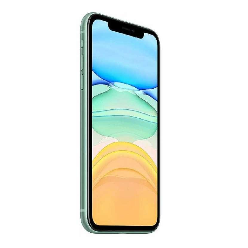 Iphone 11 64gb green - 0