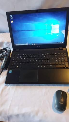 Notebook Acer E5 de 15 pulgadas