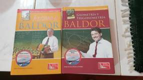 Libros Baldo álgebra y geometría