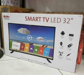 Smart TV LED Kolke de 32 pulgadas