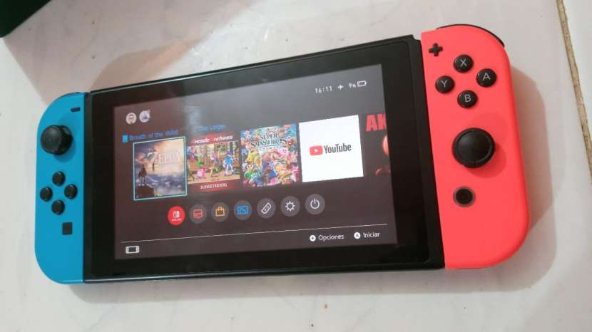 Nintendo Switch impecable - 6