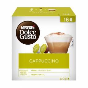 Café Dolce Gusto Nescafé Cappuccino 16 cápsulas
