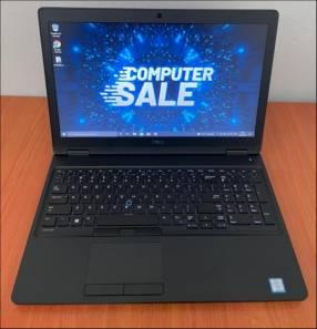 Dell e5580 i5 7300U 8gb ram SSD 240gb