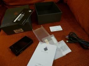Reproductor mp3 y música Hi-res Hidisz AP-60 Pro semi nuevo