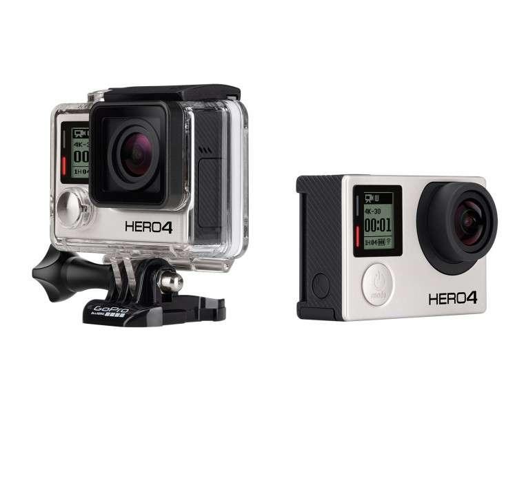 GoPro Hero 4 + accesorios - 0