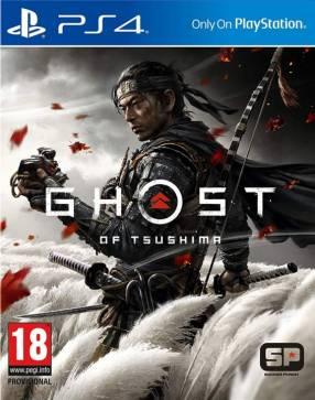 Ghost Of Tsushima para PS4