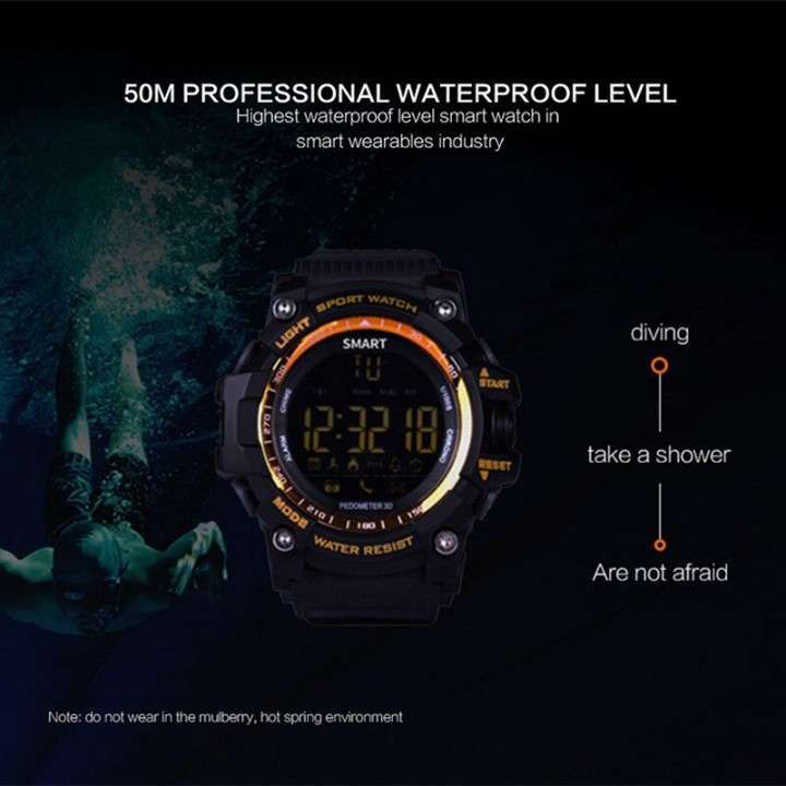 Reloj Sport bluetooth 50M - 5