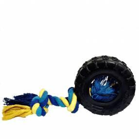 Juguete rueda con cuerda