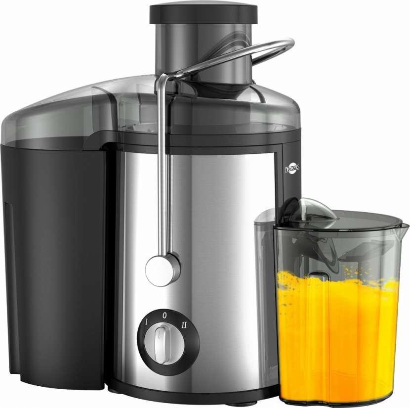 Extractor de jugos tokyo fruit max 600w - 0