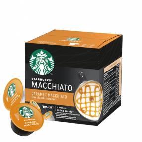 Café Starbucks Caramel Macchiato - 12 Capsulas
