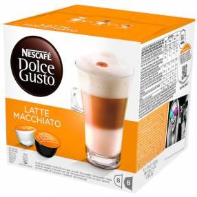 Café Dolce Gusto Nescafé Latte Macchiato - 16 Capsulas