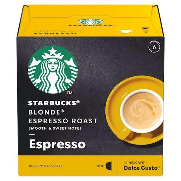 Café Starbucks Espresso - 12 Capsulas - 1