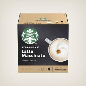 Café Starbucks Latte Macchiato - 12 Capsulas