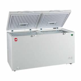 Congelador tokyo 400l 2 tapa ciega
