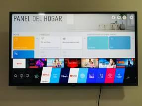 Smart TV LG de 43 pulgadas