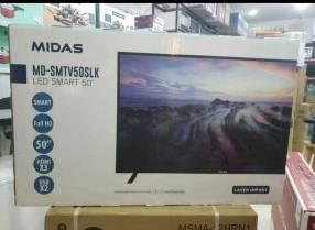 Smart TV Midas 50 pulgadas FHD