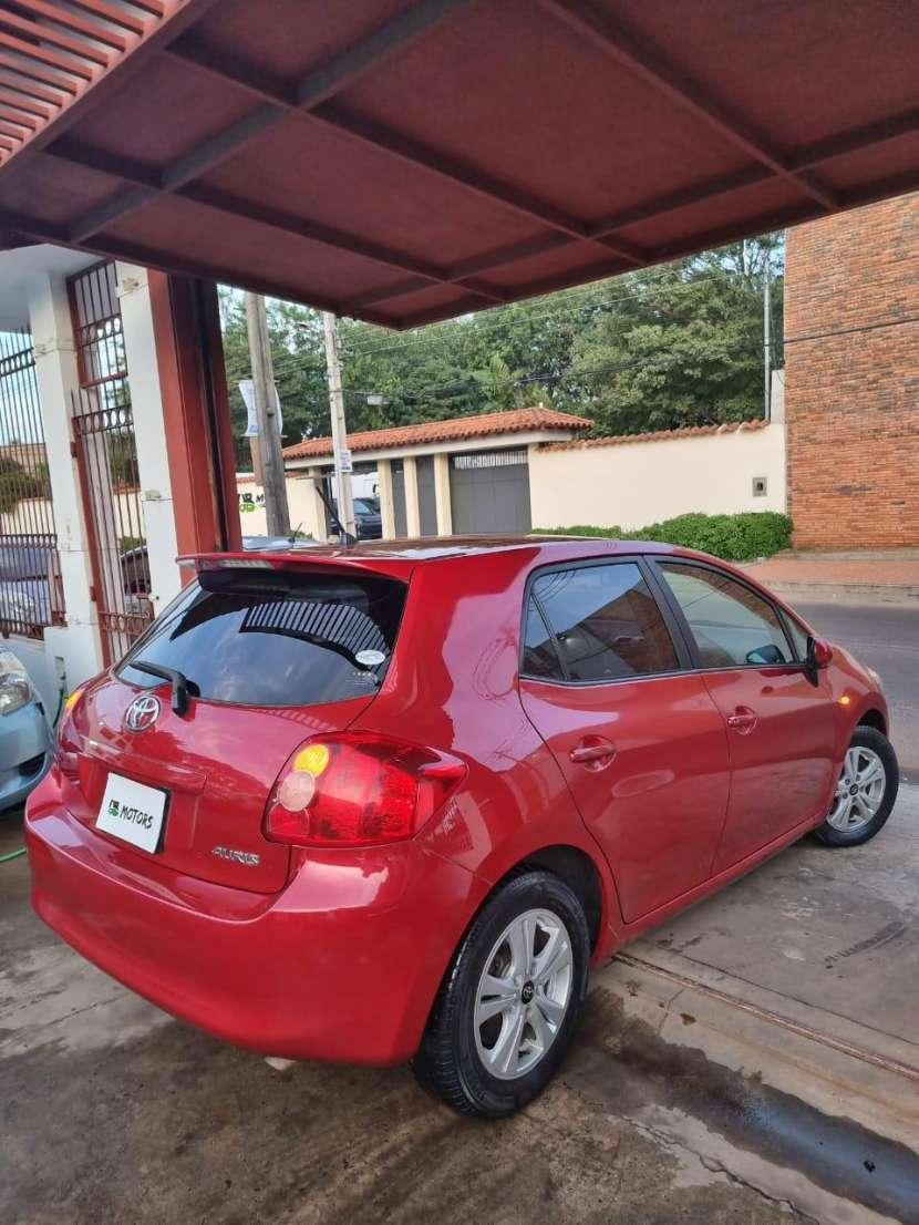 Toyota New Auris 2008 - 2