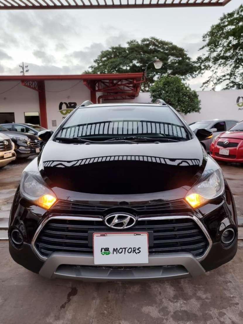 Hyundai HB20x 2016 - 4