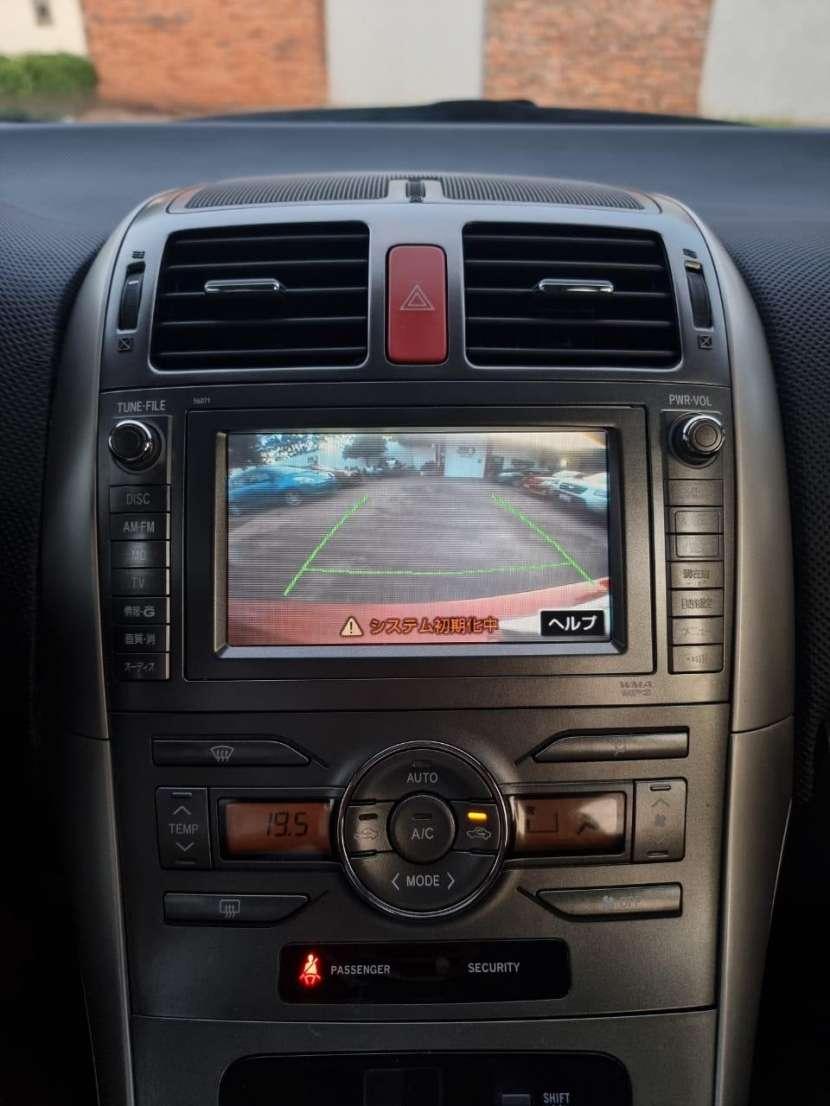 Toyota New Auris 2008 - 6