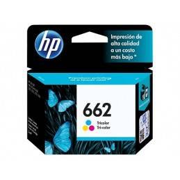TINTA HP CZ104AL 662 COLOR / 2515