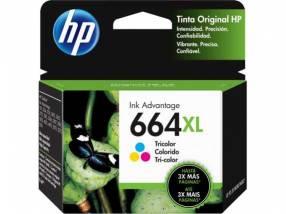 TINTA HP CF6V30AL 664XL COLOR
