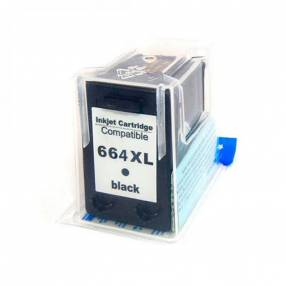 Tinta Compatible Evolut 664 Negro XXL