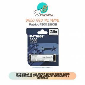 Disco SSD M2 256GB Patriot P300