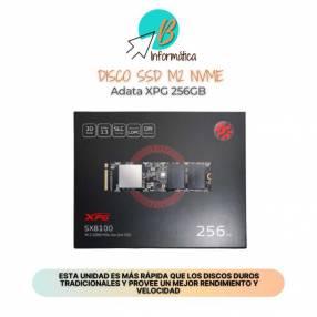 Disco SSD M2 NVME Adata 256GB