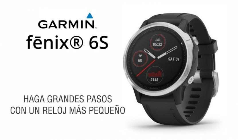 Smartwatch Garmin Fenix 6S - 0
