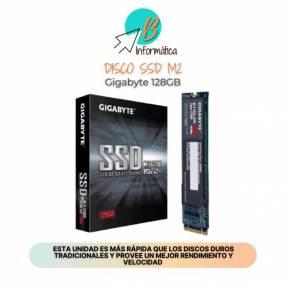 Disco SSD M2 128GB Gigabyte