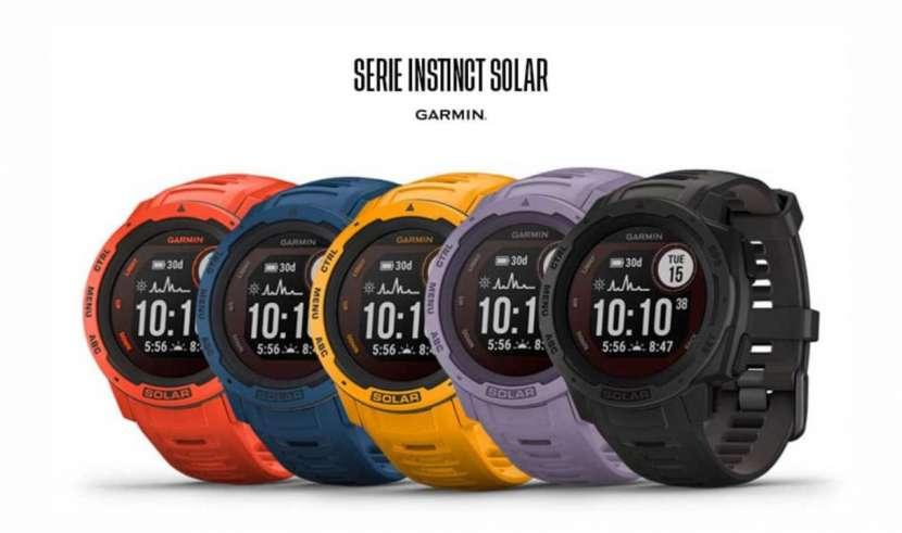 Smartwatch Garmin Instinct Solar - 0