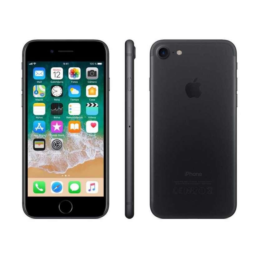 Iphone 7 32gb negro - 0