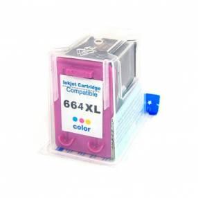 Tinta Compatible Evolut 664 Color XXL