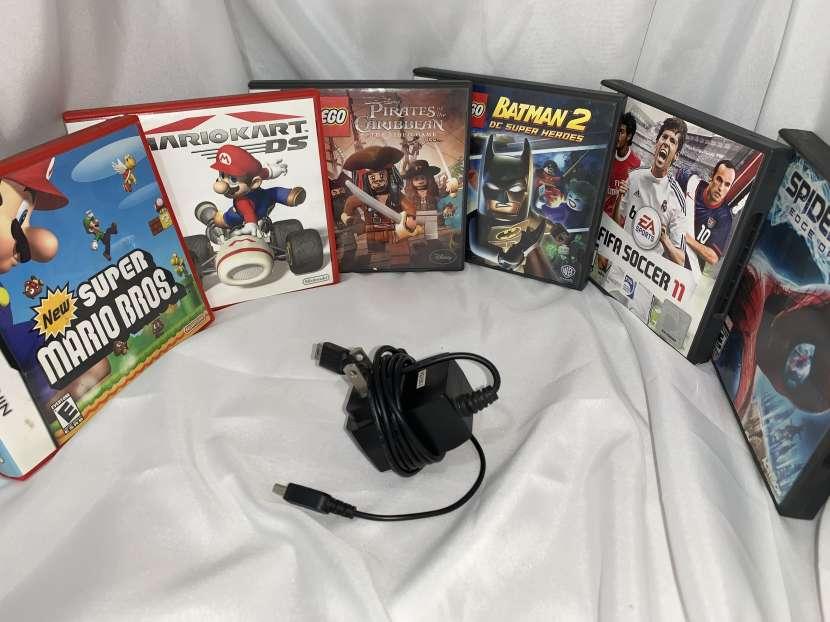 Nintendo DSi con juegos - 2