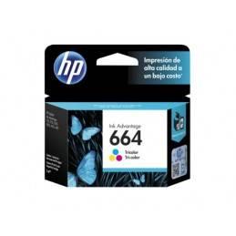 TINTA HP CF6V28AL 664 COLOR